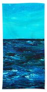 Body Of Water Beach Towel