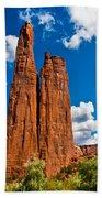 Canyon De Chelly Spider Rock Beach Towel