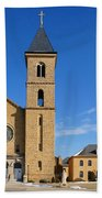 Cathedral Of The Plains Beach Towel