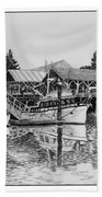 Net Shed Gig Harbor Beach Towel