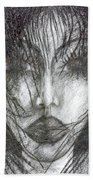 I Will Become With You Beach Towel