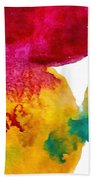 Interactions 3 Beach Towel