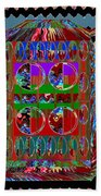 Magic Lamp Lights Up And Ask For 3 Wishes Chant 3 Times Jaag Jaag Kismat Beach Towel