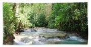 Mayfield Falls Jamaica Beach Towel