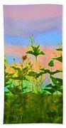 Meadow Magic Beach Sheet