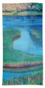 Myakka Sanctuary Beach Towel