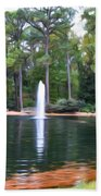 Norfolk Botanical Gardens 2 Beach Towel