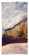 Park Avenue Potholes Beach Towel