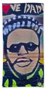 Senor Love Daddy Beach Towel