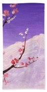 Spring Will Come Beach Towel