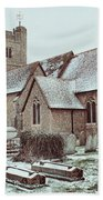 St Mary And All Saints Boxley Beach Towel