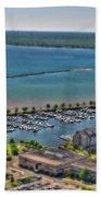 001 Water Buffalo Beach Towel