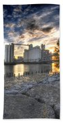 003 General Mills At Sunset Beach Towel