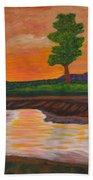 011 Landscape Beach Towel