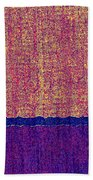 0116 Abstract Thought Beach Towel