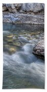 0143 Marble Canyon   Beach Towel