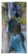 0147 Marble Canyon Beach Towel