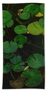 0148-lily -  Colored Photo 1 Beach Towel