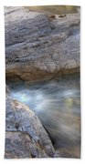 0180 Marble Canyon 2 Beach Towel