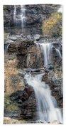 0194 Tangle Creek Falls 9 Beach Towel