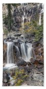 0202 Tangle Creek Falls 5 Beach Towel