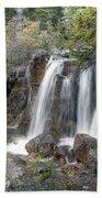 0204 Tangle Creek Falls 3 Beach Towel