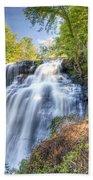 0302 Cuyahoga Valley National Park Brandywine Falls Beach Towel