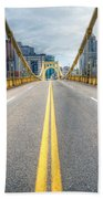 0306 Pittsburgh 9 Beach Towel