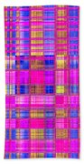 0333 Abstract Thought Beach Towel