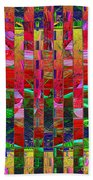 0337 Abstract Thought Beach Towel
