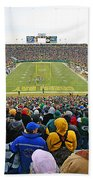 0350 Lambeau Field Beach Towel