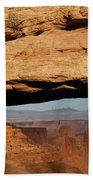 0375 Mesa Arch Beach Towel