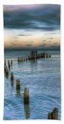 0411 Lake Michigan Beach Towel