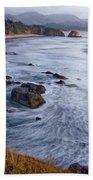0412 Indian Beach  Beach Towel