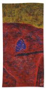 046 Abstract Thought Beach Towel