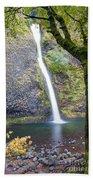 0508 Horsetail Falls Beach Towel