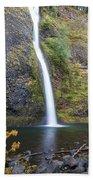 0509 Horsetail Falls Beach Towel