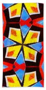 0544 Beach Towel by I J T Son Of Jesus
