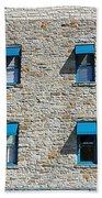 0547 Windows Beach Towel