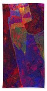 0788 Abstract Thought Beach Towel