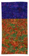 0834 Abstract Thought Beach Towel