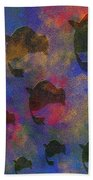 0885 Abstract Thought Beach Towel