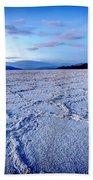 0919 Badwater Basin Beach Towel