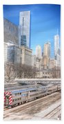 0945 Chicago Beach Towel