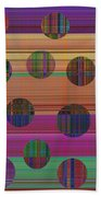 0948 Abstract Thought Beach Towel