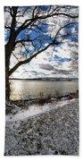 008 Grand Island Bridge Series Beach Towel