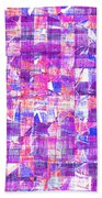 0397 Abstract Thought Beach Towel