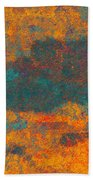 0510 Abstract Thought Beach Towel
