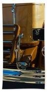 1932 Buick Sedan Beach Towel