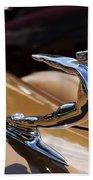 1936 Cadillac Series 75 By Fleetwood Beach Towel